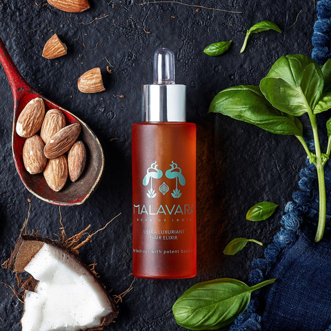 Malavara Ultra Luxuriant Hair Elixir
