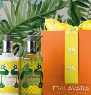 LIME VETIVER DUO