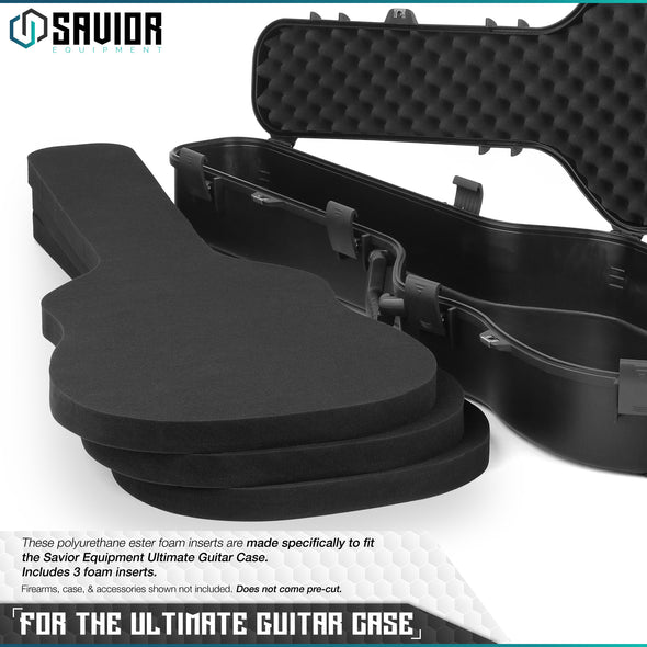 Spare Foam For Ultimate Guitar Case