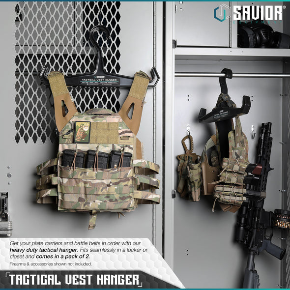 Tactical Vest Hanger
