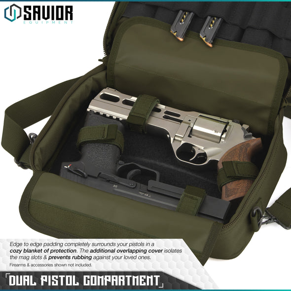 Covert Pistol Case