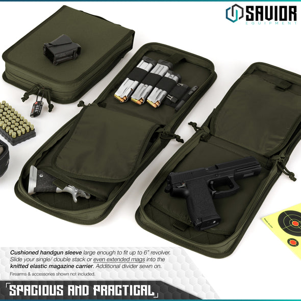S.E.M.A - Mobile Arsenal Pistol Case