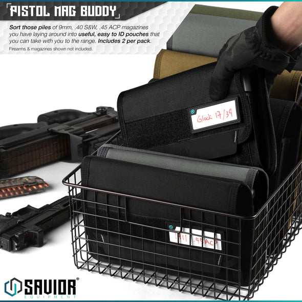 Mag Buddy - Pistol Mag Pouch