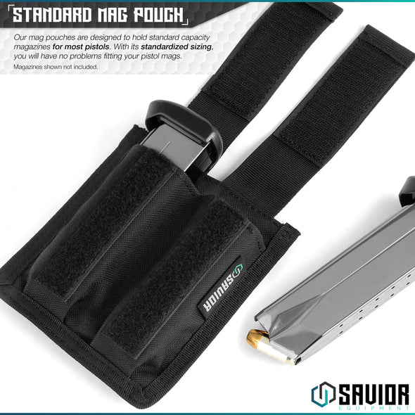 Double - Standard Magazine Pouch