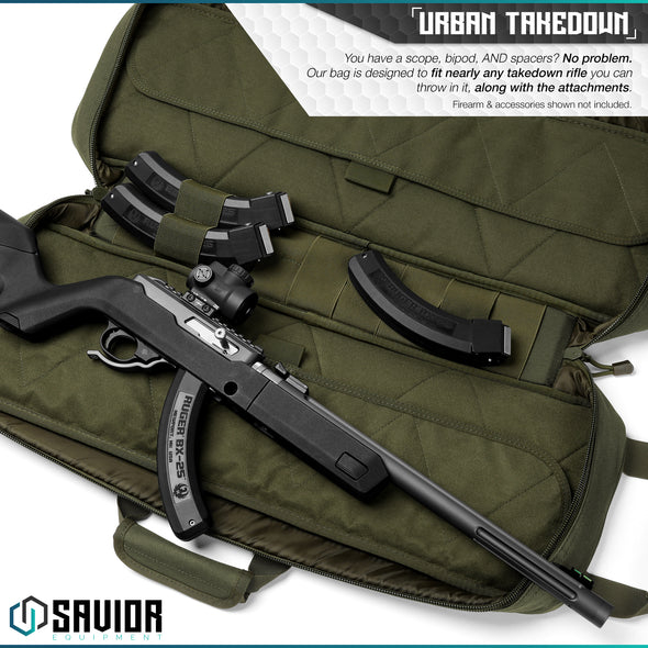 Urban Takedown - Rifle Takedown Case