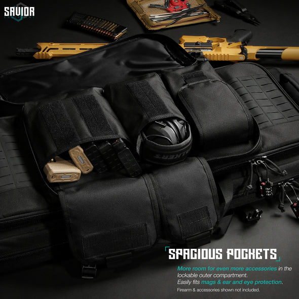 "Specialist 36"" - Double Rifle Case"