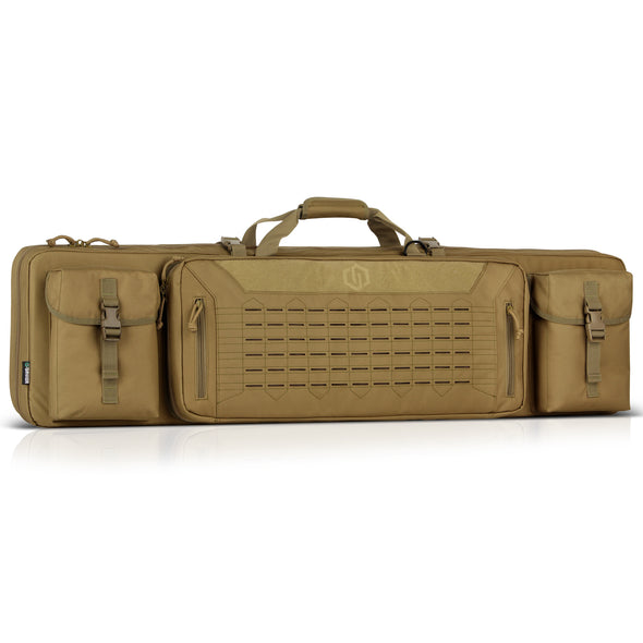 "Urban Warfare 46"" - Double Rifle Case"