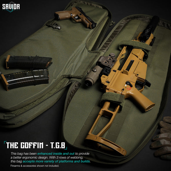 "T.G.B 30"" - Covert Single Rifle Case"