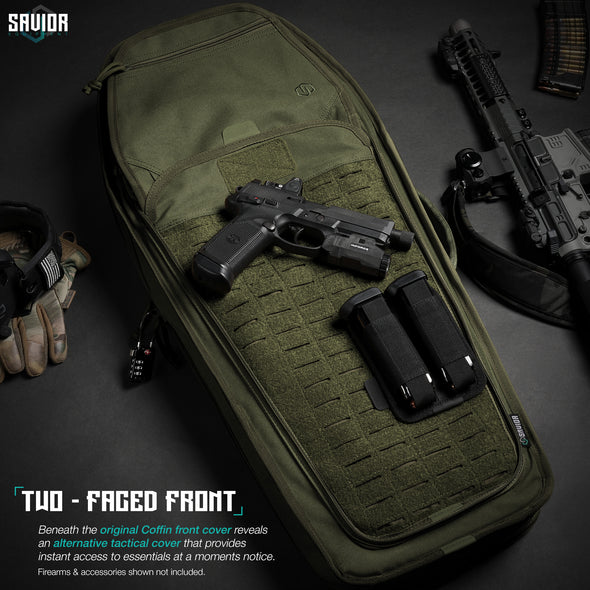 "Coffin T.G.B 30"" - Covert Single Rifle Case"