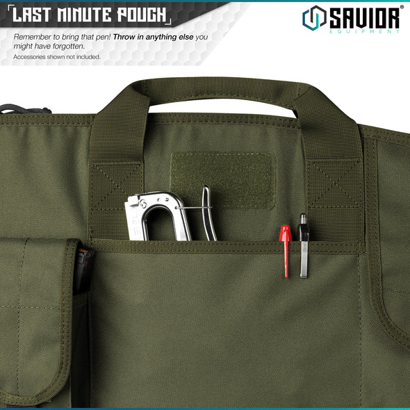 "The Patriot 35"" - Single Rifle Case"