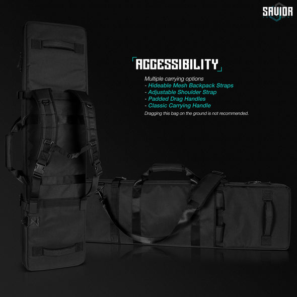"Specialist 55"" - LRP Rifle Case"