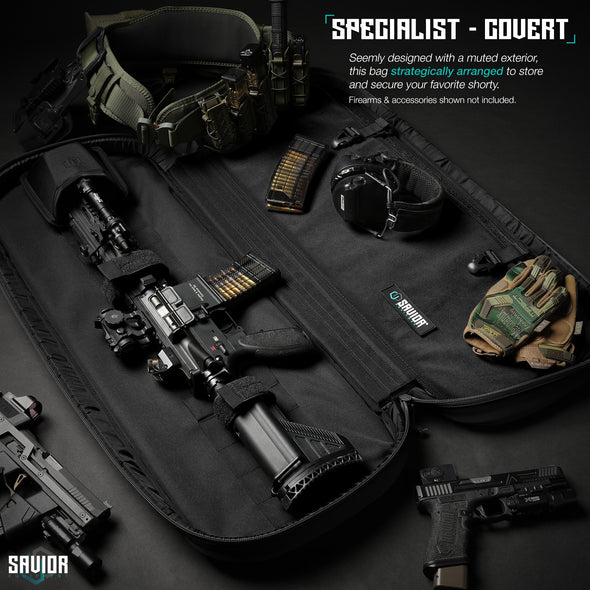 "Specialist - Covert 34"" Single Rifle Case"