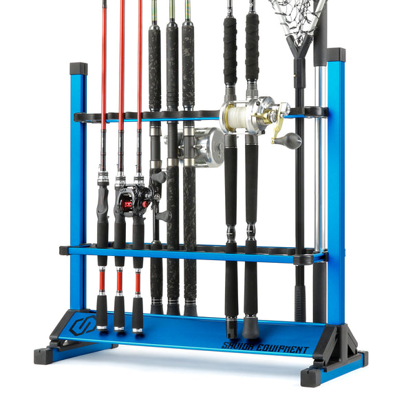 Aluminum Fishing Rod Rack - 24