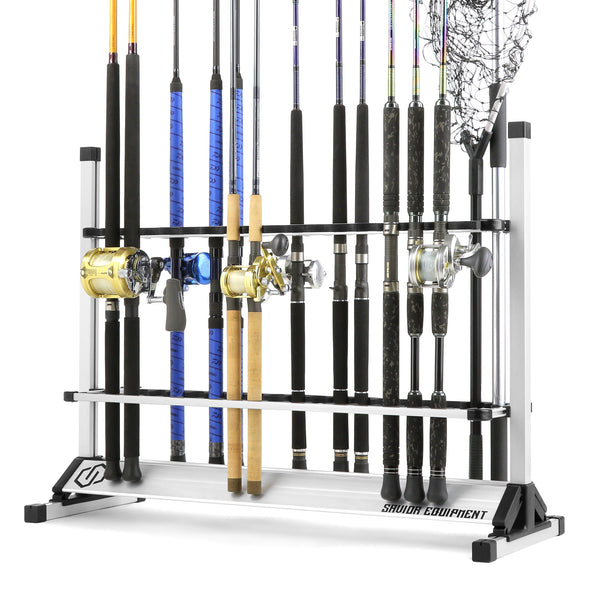 Aluminum Fishing Rod Rack - 36