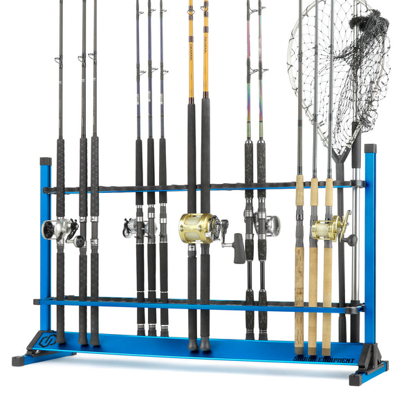 Aluminum Fishing Rod Rack - 48