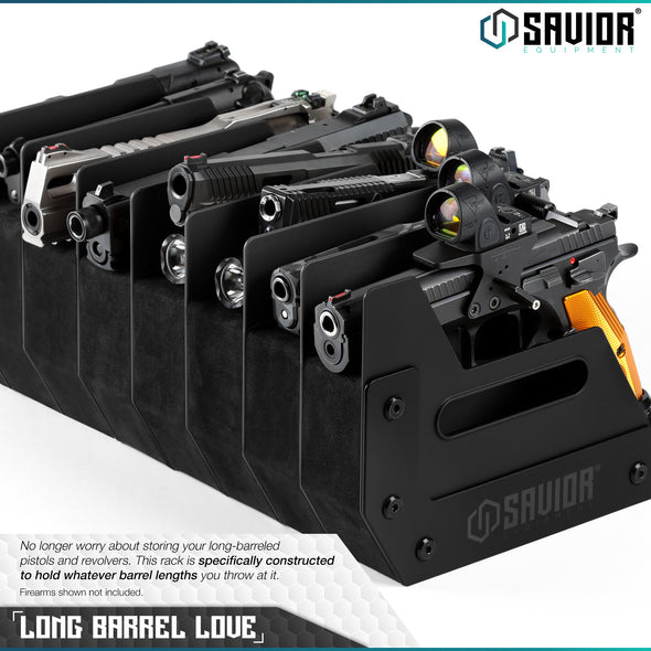 8-Slot Pistol Rack