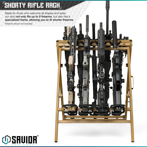Shorty Rifle Rack