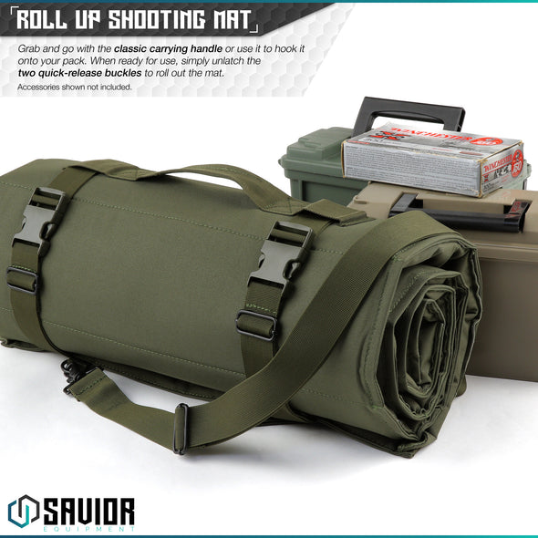 Deluxe Padded Shooting Mat