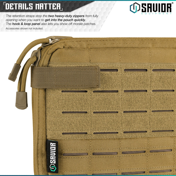 10 x 8 Tactical Admin Pouch