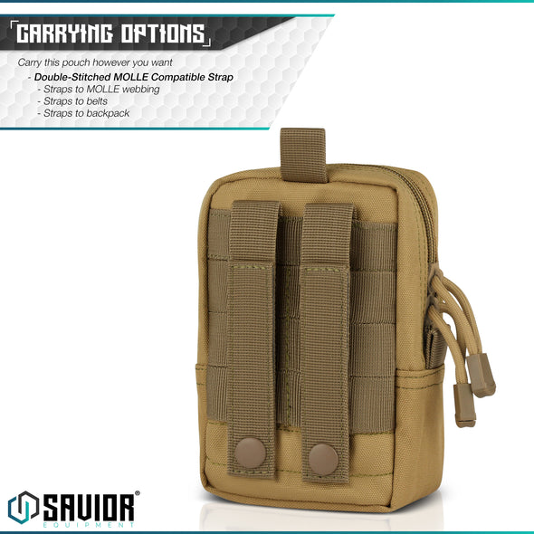 4 x 6 Tactical Pouch