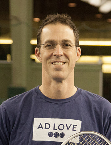 AD LOVE Welcomes Tennis Enthusiast and Quality Apparel Lover Brent Hardy