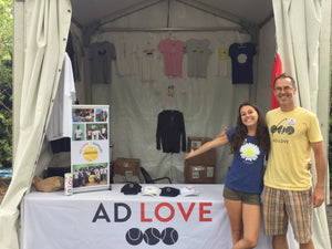 AD LOVE at The CT Open!