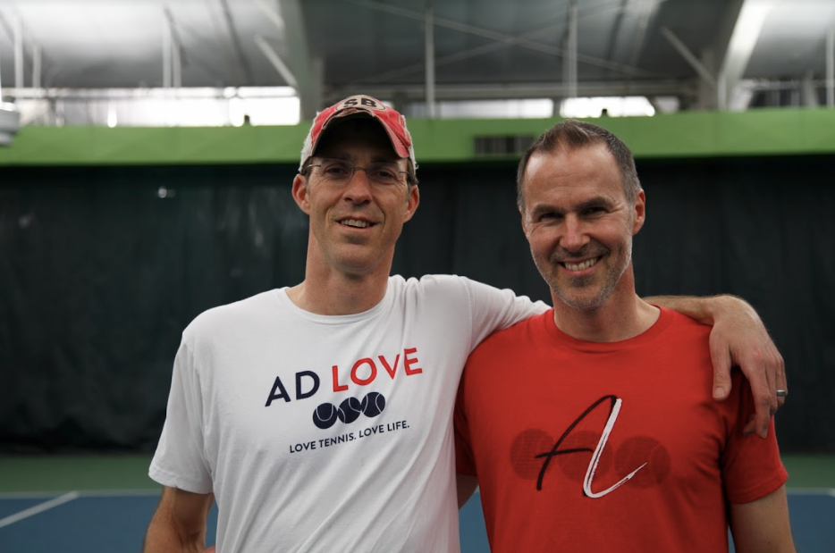 AD LOVE Stories: How the Hardy Bros Fell in Love with Tennis