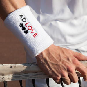 AD LOVE Stop-the-Sweat Band