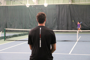 NEW! Men's Performance Advantage Racket T