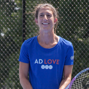 Women's Performance Advantage AD LOVE T