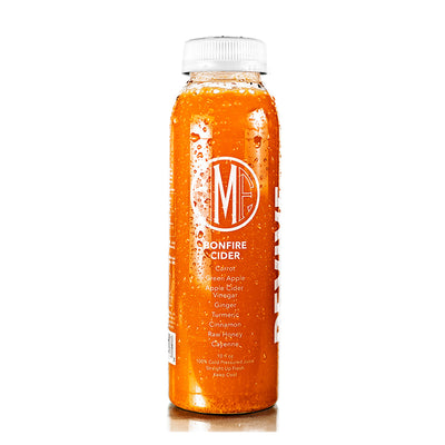 Bonfire Cider Juice by Montauk Juice Factory