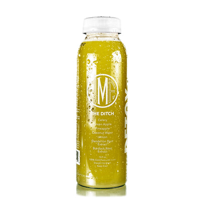 The Ditch Juice by Montauk Juice Factory