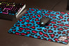 Leopard Mousepad Gaming Surface - bn industries