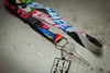 Stickerbomb original // Lanyard - bn industries