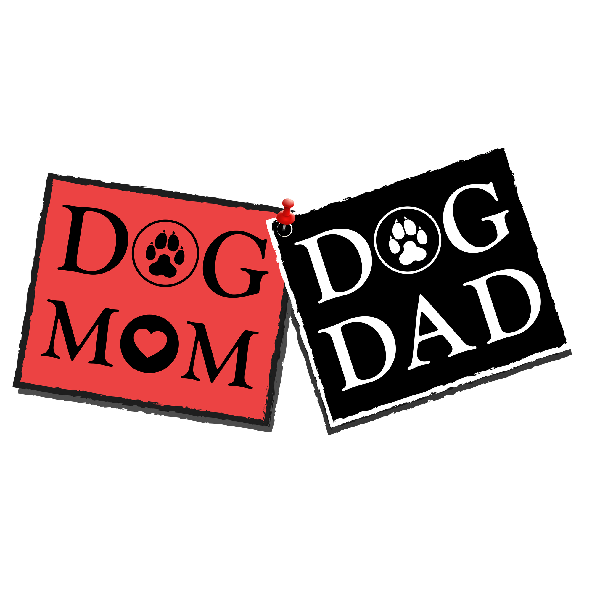 Dog Mom and Dog Dad Designs - Wear Pet - DOG MOM / DAD - Collection