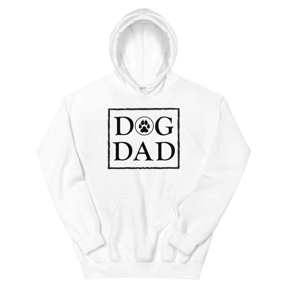 DOG DAD - Light colors Pullover Hoodie - Wear Pet