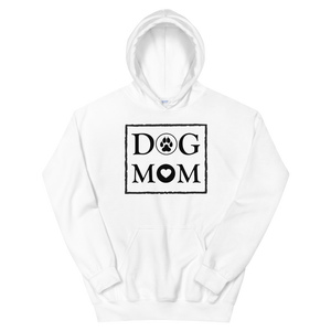 DOG MOM - Light colors Pullover Hoodie - Wear Pet