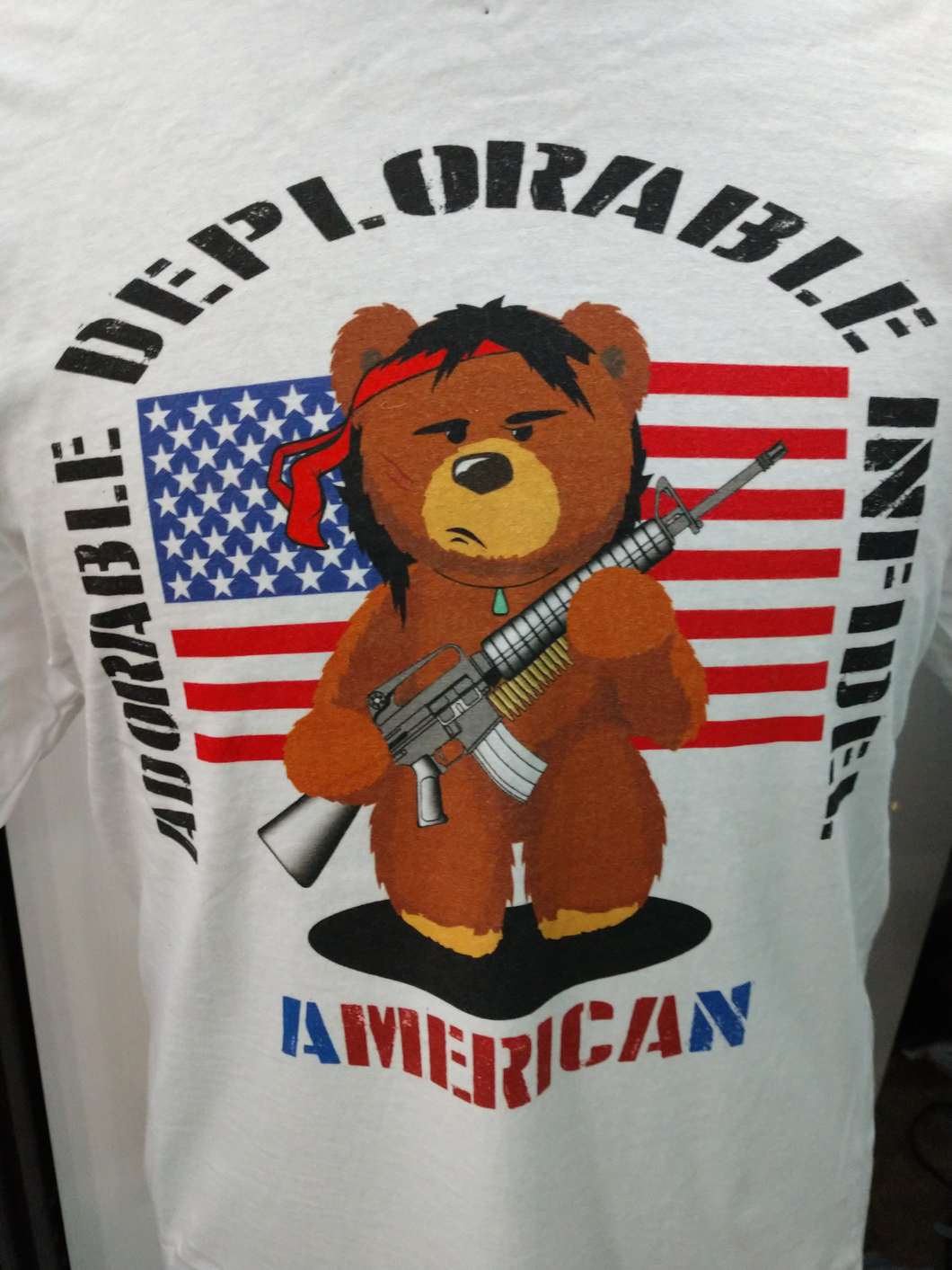 Adorable Deplorable Infidel shirt