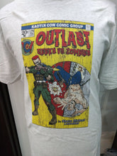 Outlast Distressed t-shirt