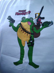 Feelin' Froggy t-shirt