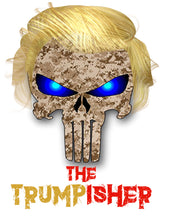 Trumpisher t-shirt