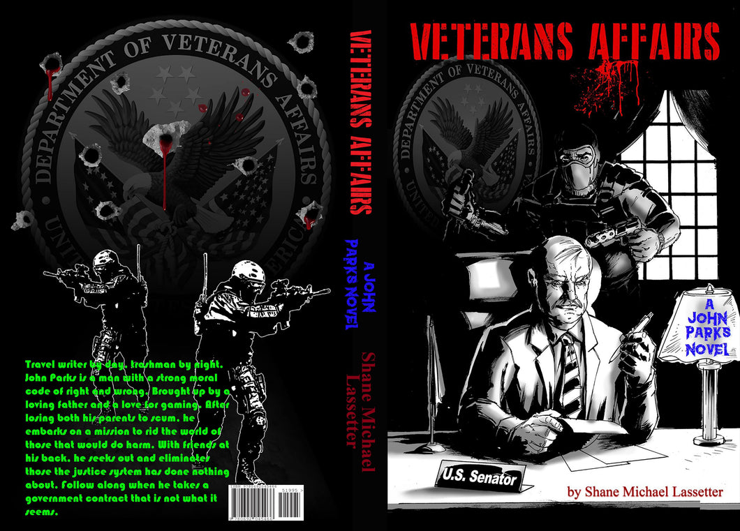 Veterans Affairs book
