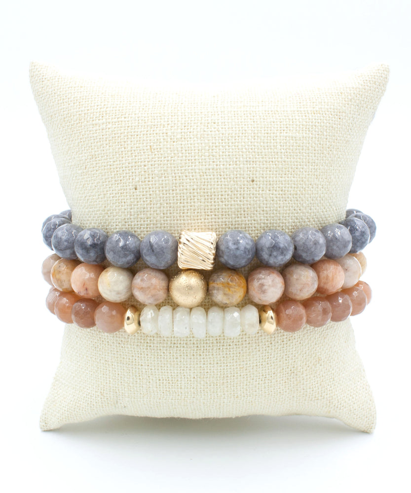 Load image into Gallery viewer, Harbour Island Stack Bracelet Set