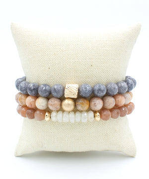 Harbour Island Stack Bracelet Set
