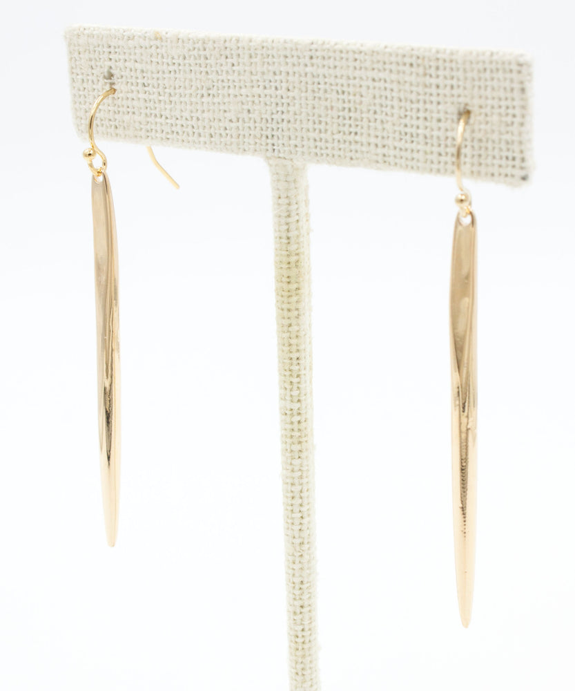 Load image into Gallery viewer, Trixi Spike Earrings | Medium 2""