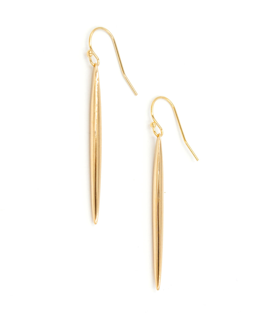 Load image into Gallery viewer, Trixi Spike Earrings | Small 1.5""