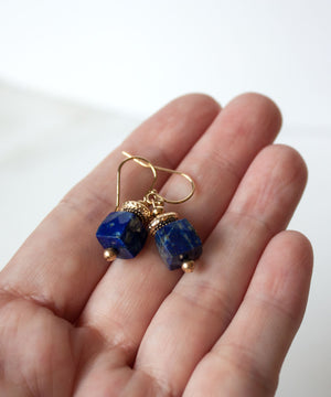 Load image into Gallery viewer, Adele Gem Drop Earrings