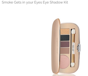 "Jane Iredale ""Smoke Gets in Your Eyes"" Eyeshadow Kit"