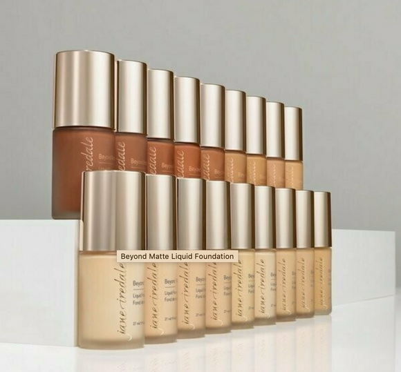 Jane Iredale Beyond Matte Liquid Foundation, clearance