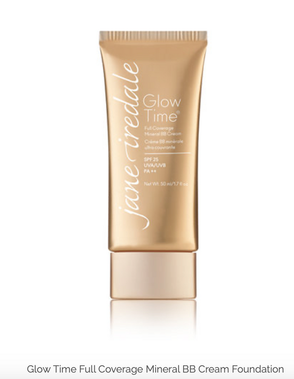 Jane Iredale Full Coverage Mineral BB Cream Foundation
